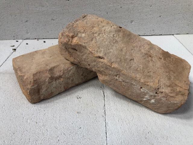 Achterwand Stenen Bruin